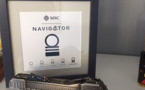 MSC Commander Status