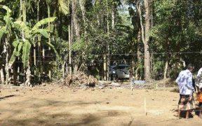 Grundsteinlegung in Sri Lanka - Schulbau beginnt