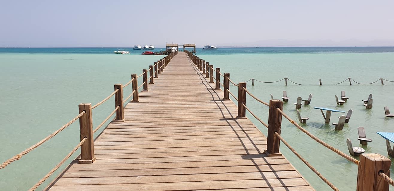 AMONDO Ägypten - türkisblaues Wasser