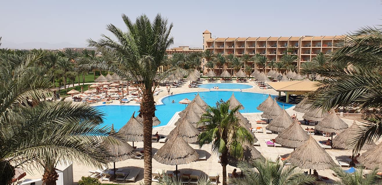 AMONDO Ägypten - Poollandschaft