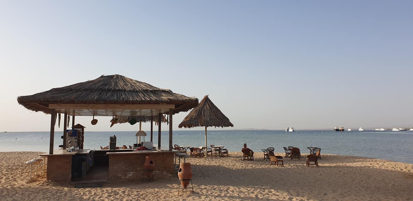 AMONDO Ägypten - Strandblick