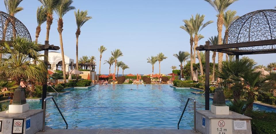 AMONDO Ägypten - Pool mit Aussicht