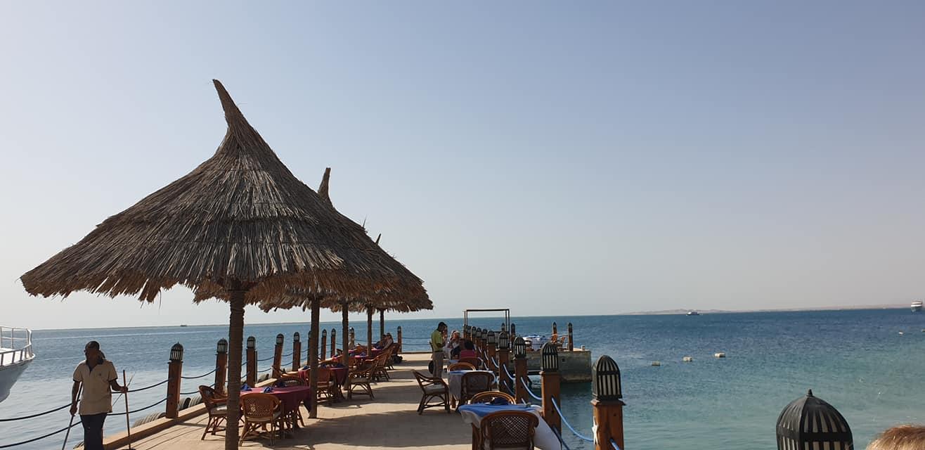 AMONDO Ägypten - Meerblick
