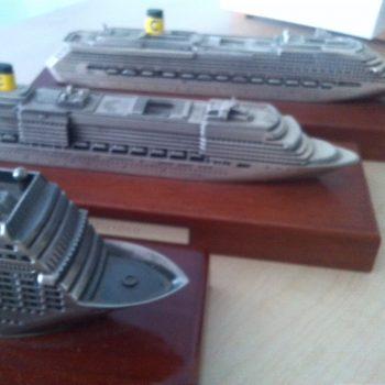 Schiffsmodelle klein