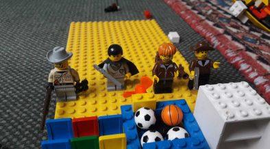 Lego Challenge - Ferienprogram bei AMONDO für die Kinder unserer Mitarbeiter