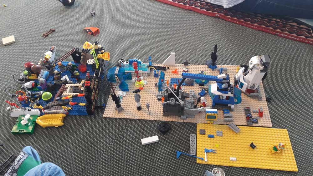 ein Ergebnis der Ferien-Lego-Challenge