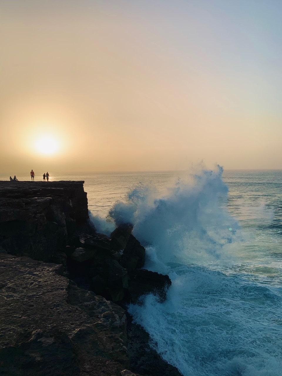 Fuerteventura, Klippe