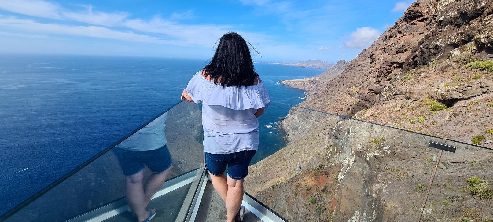 Gran Canaria - Blick aufs Meer