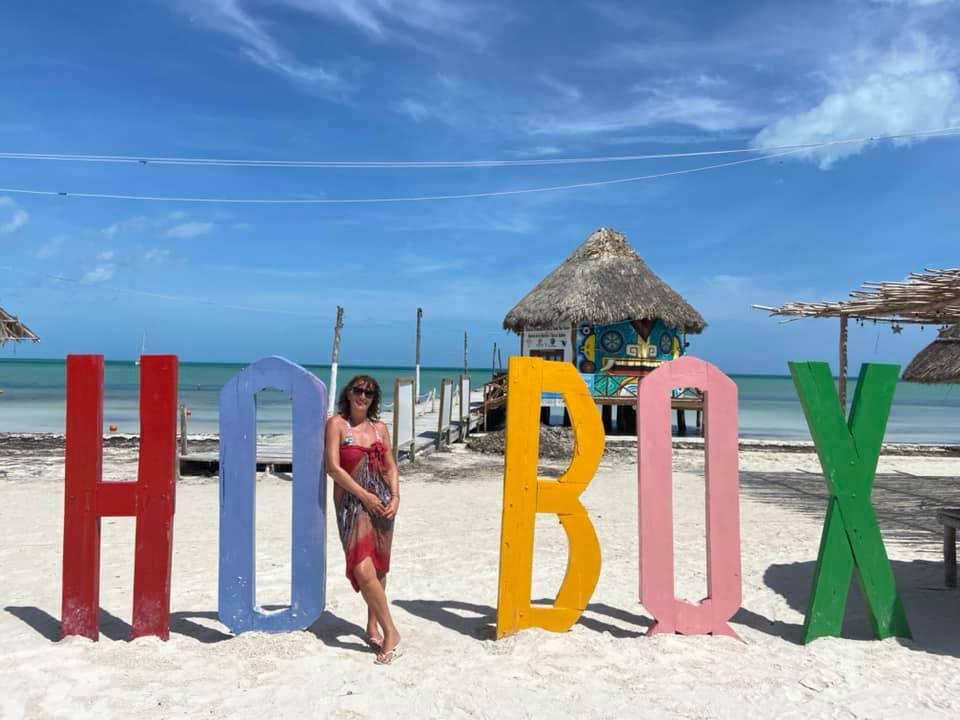 Mexiko - Schriftzug HOBOX