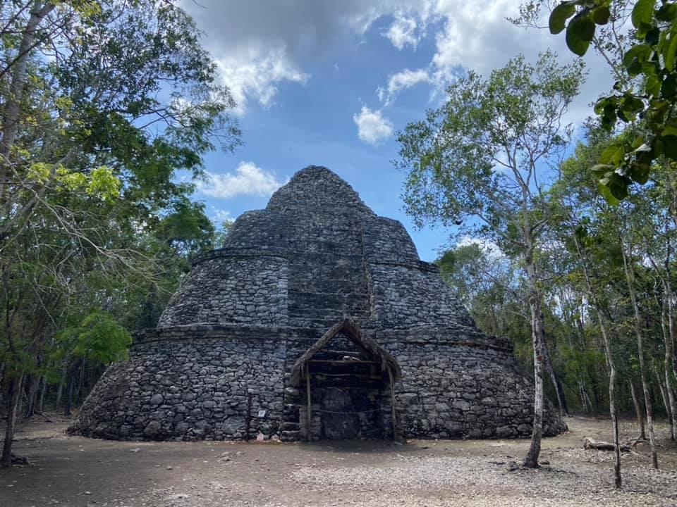 Mexiko, Tempel
