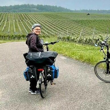 Barbara on Tour - Kraichgau