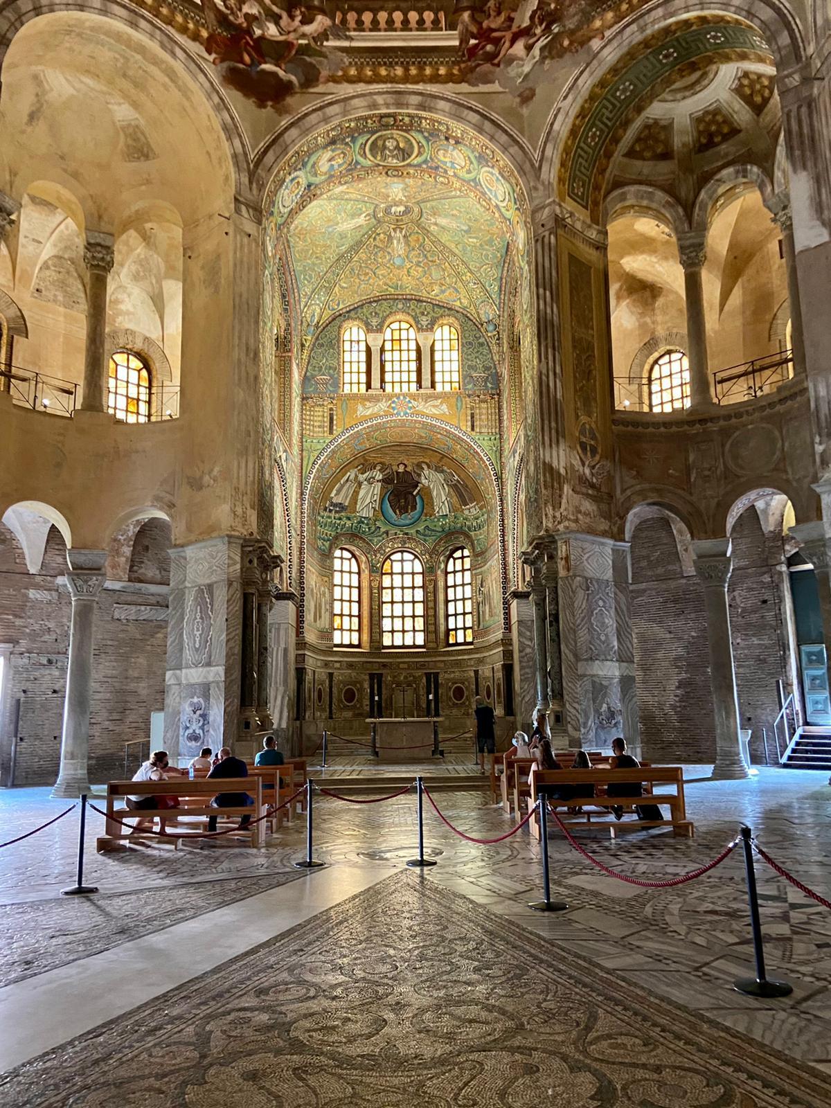 Basilika San Vitale - Ravenna